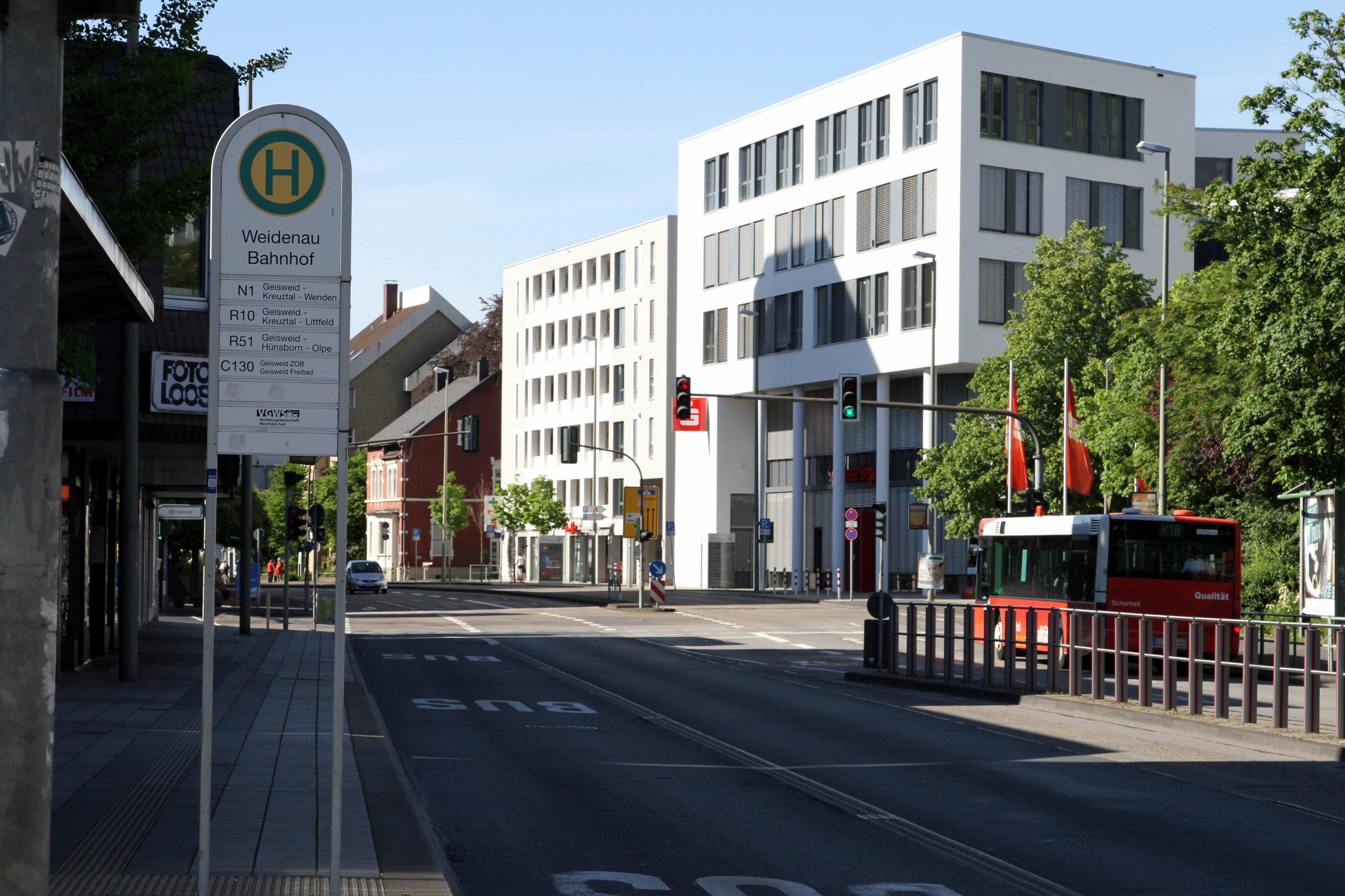 BahnhofWeidenau